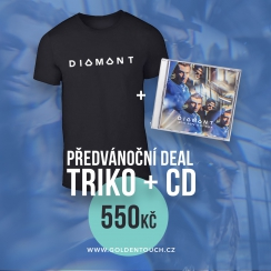 Triko + CD Diamant