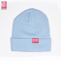GT beanie light blue